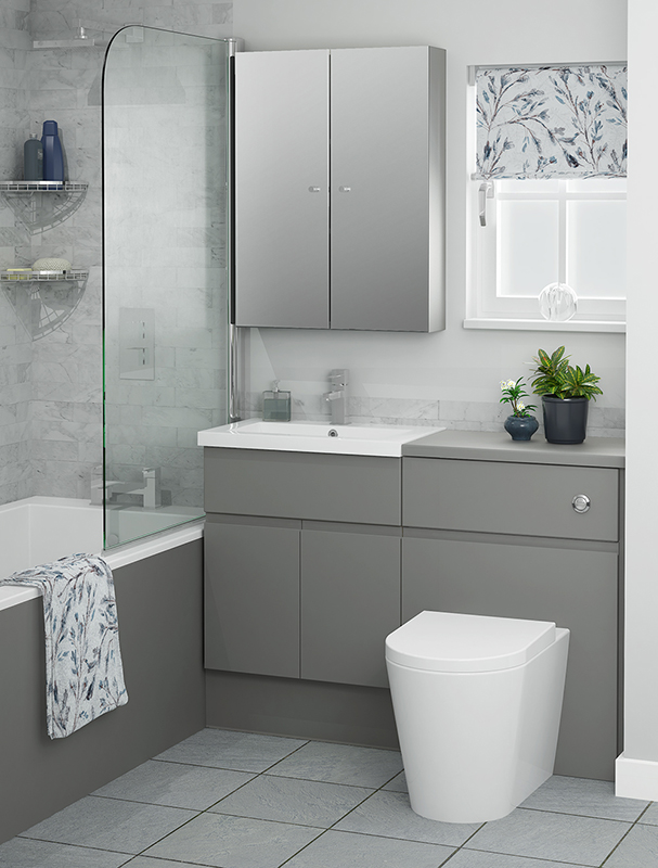 Atlanta Bathroom Furniture Be Modern
