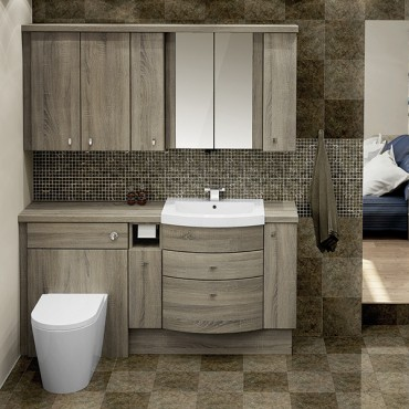 Mallard Bathroom Furniture