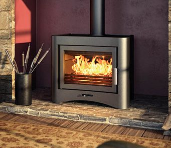 Striking curves, clever design and beautifully engineered from a combination of cast iron and steel. With an imposing presence a Boiler stove can make a major contribution to the central heating system.