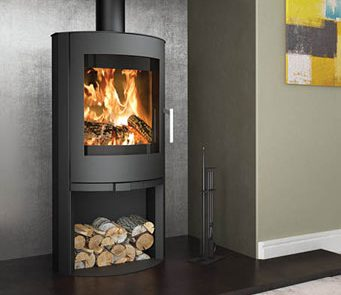 Catered for well-seasoned wood, our Woodburning stoves are simple and efficient. Using the latest technology to direct different airflows around the interior you won't need to clean the glass yourself.