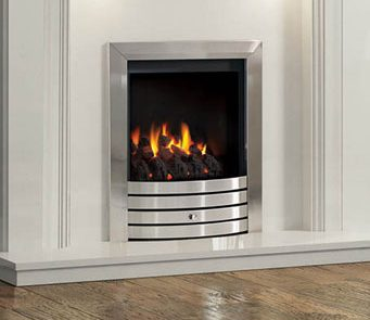 Whichever surround you choose, the centre of attraction is the inset fire itself. Whether replacing a gas or coal fire or installing a natural focus to a room with no existing fire, these inset fires are simple and convenient for any home.