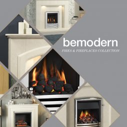 Be Modern Brochure FRONT COVER